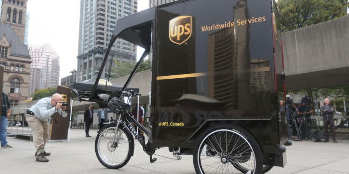 UPScyclelogistics