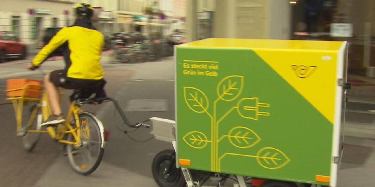 Graz Cargo Bike Delivery