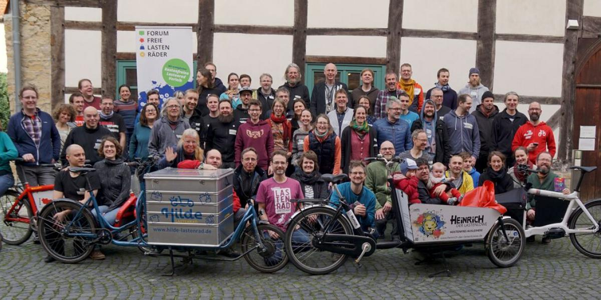 Commons Cargobikes team