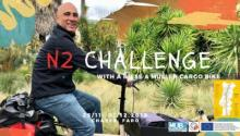 Challenge N2 with a Riese & Müller CargoBike Load75