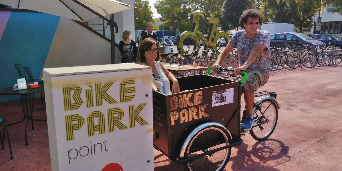 Rimini Cargo Bike Sharing