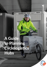 Cyclelogistics Guide Cover